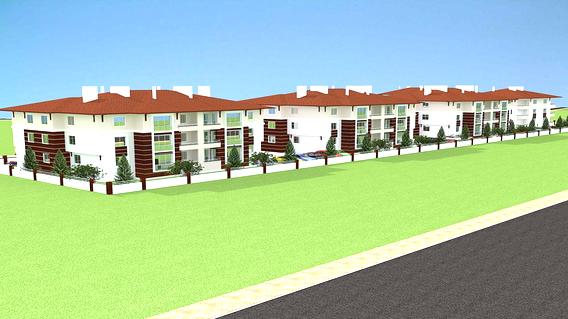Beylerbeyi Park Konakları Projesi