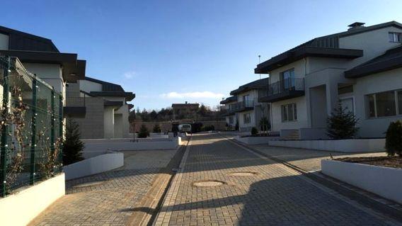 İncek Park Villaları Projesi