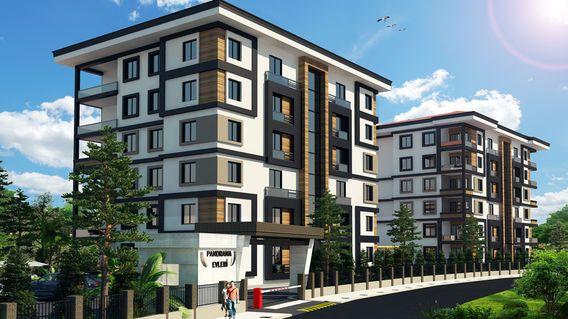 Panorama Evleri Çerkezköy Projesi