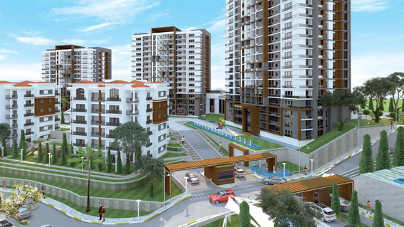 Vadişehir Başakşehir Projesi