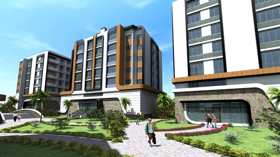 Vizyon Park Tuzla Residence Projesi