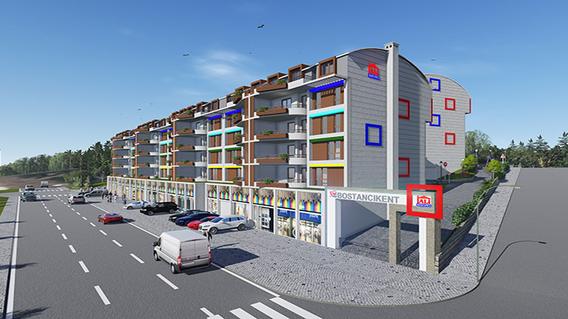 Bostancıkent 30 Etap Projesi