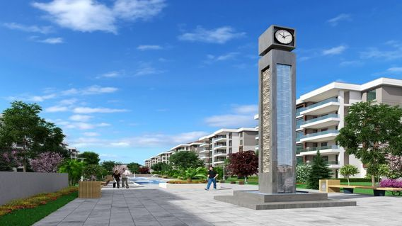 Batıkent Residence Avm Projesi