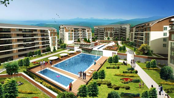 Terrace Park Eskişehir Projesi