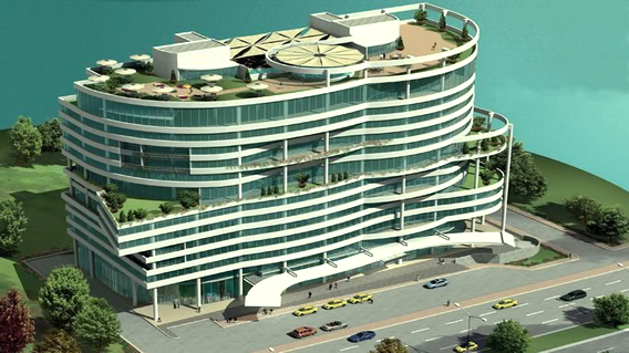 Vetro City Projesi