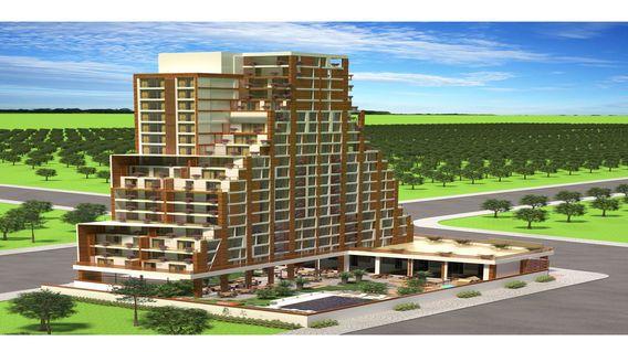 Bahçeşehir Suites Projesi