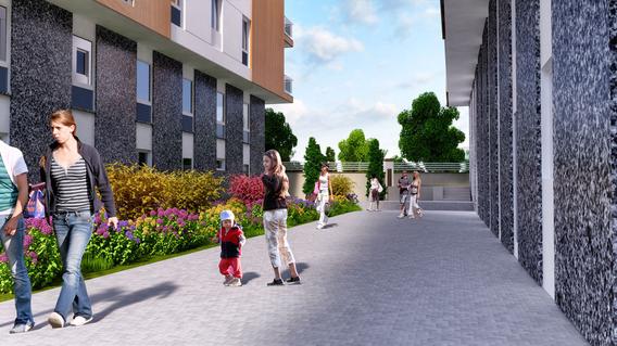İlke Park Evleri Projesi