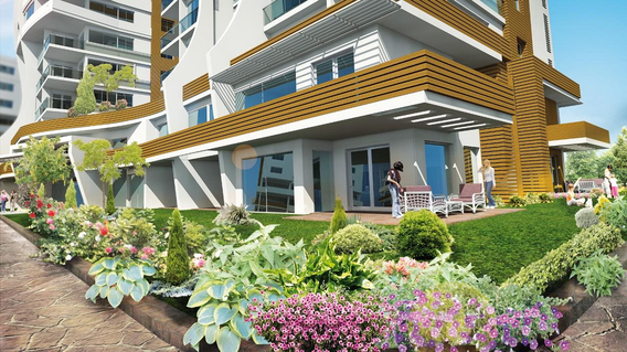 Armada Residence Trabzon Projesi