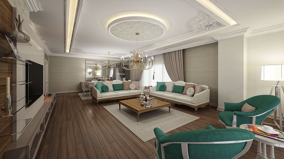 Beyzade Konağı Projesi