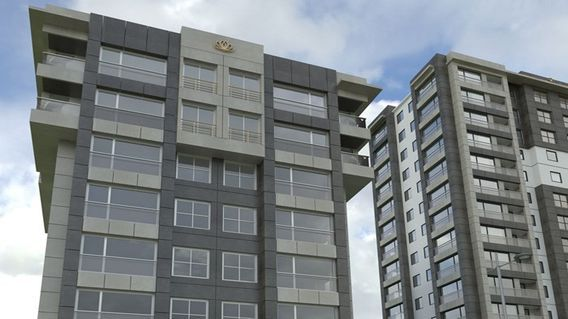 Evinpark Rezidans Suadiye Projesi