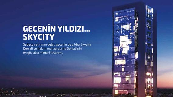 Skycity Projesi