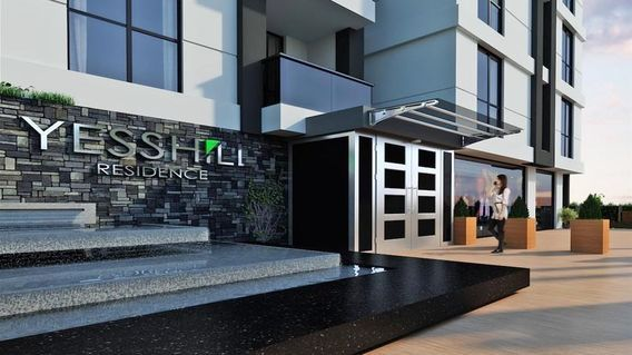 Yesshill Residence Projesi
