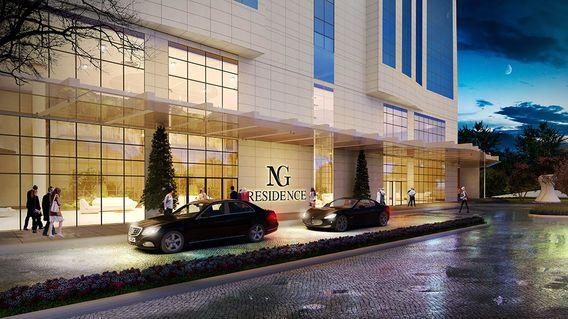 NG Residence Projesi