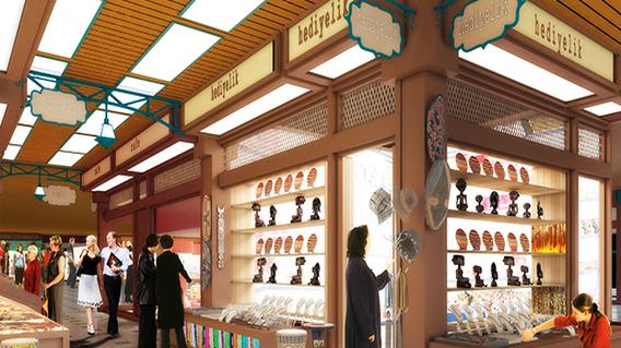 Anadolu Çarşısı Projesi
