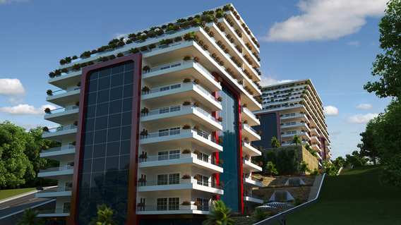 Demo Towers Projesi