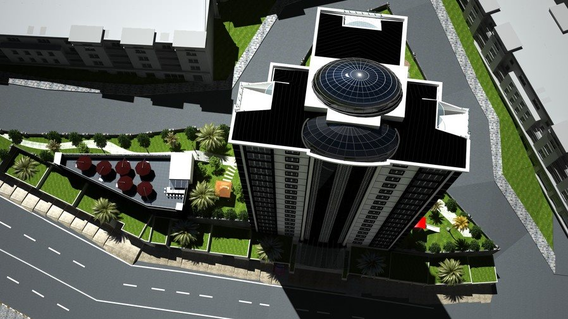 Balkon İstanbul Projesi
