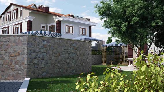 Gravür Zekeriyaköy Villaları