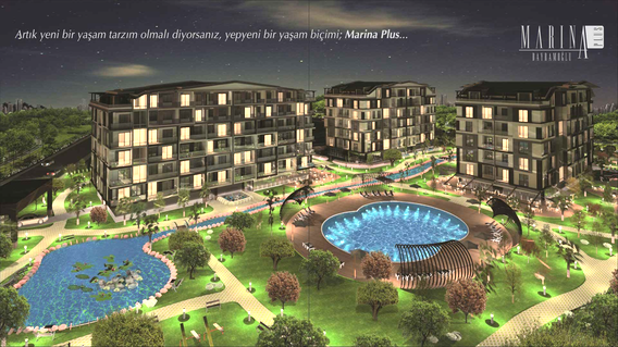 Marina Plus Projesi