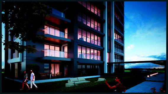 Ihlamur Terrace Projesi