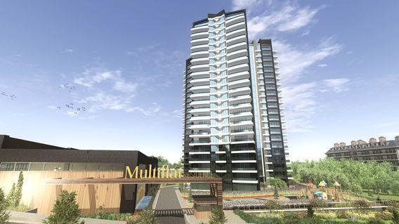 Multi Flat Residence