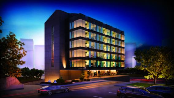Toya Downtown Projesi