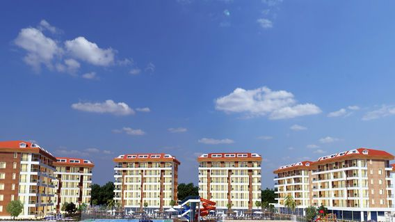 Fortuna Resort Projesi