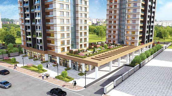 Evalpark İstanbul Projesi