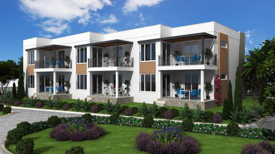 Fabay Adabükü Evleri Projesi