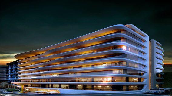 Taksim Petek Residence Projesi