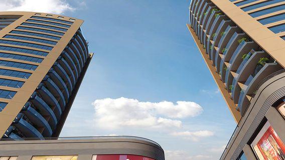 Ataköy Towers
