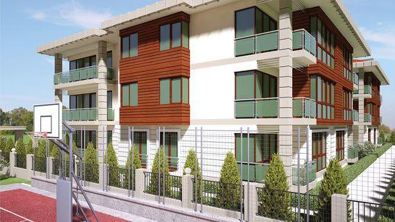 Selimpaşa Saray Evleri Projesi