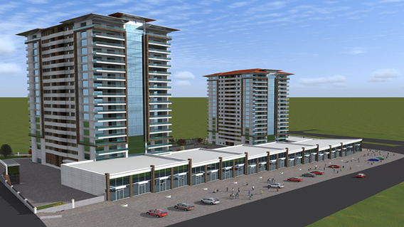 Meydan Plaza Projesi