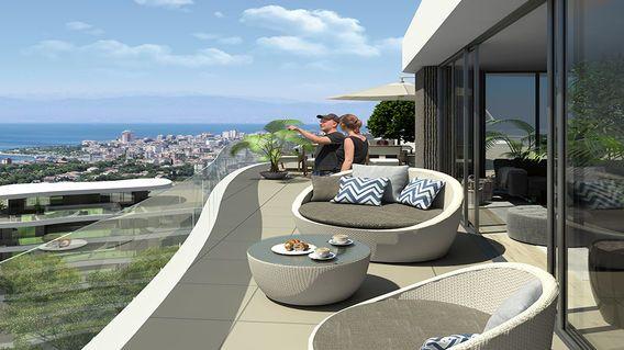 Panorama Hill Kurtköy