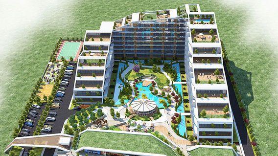 Zirve Park Konya Projesi