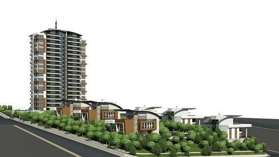 Diamond Tower Ankara Projesi