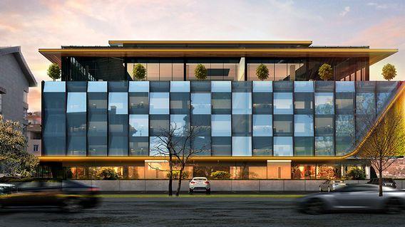 Cityist Offices Piyalepaşa Projesi