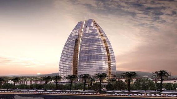 Fly Qatara Residence Projesi