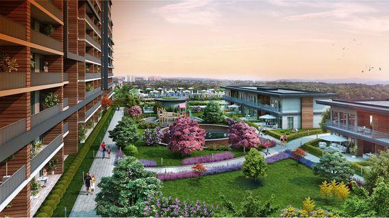 Makyol Santral Residence Projesi