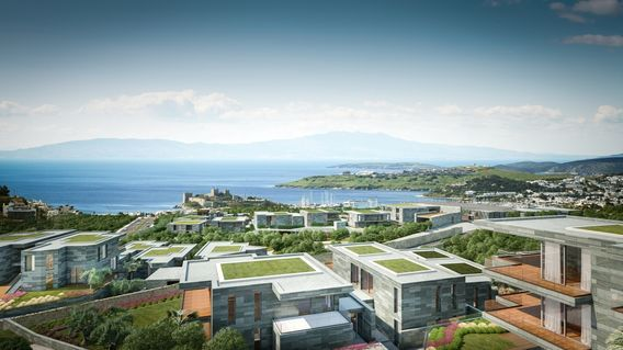 Swissotel Residences Bodrum Hill