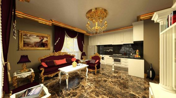 The Savoy Residence Projesi