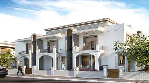Yunusoğlu Casablanca Evleri Projesi