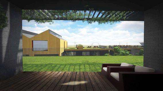İnnovia Terrace Projesi