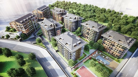 Lavinya City Mimarsinan Projesi