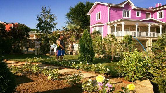 Leoland City Villaları Projesi