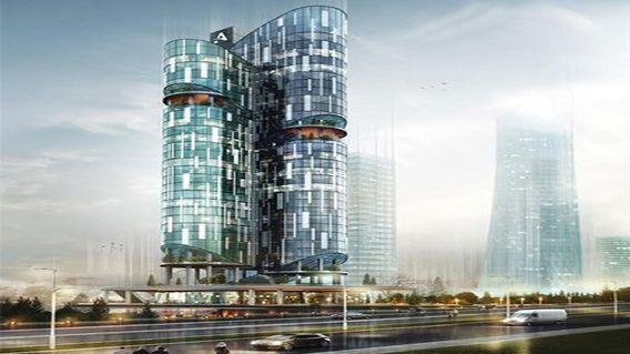 Avrupa Office Ataşehir Projesi