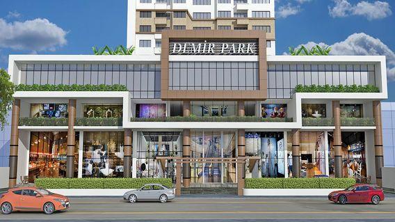 Demir Park Esenyurt Projesi
