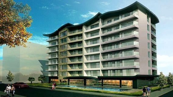 Mynar Residence Projesi