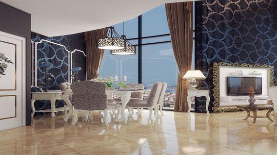 Rotana İstanbul Projesi
