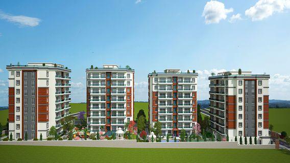 Greentown Çerkezköy Projesi