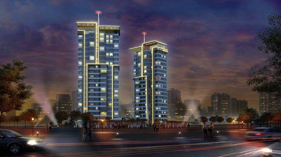 Metropol Towers Projesi